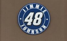 NEW 4 INCH JIMMIE JOHNSON 48 IRON ON PATCH FREE SHIPPING NASCAR