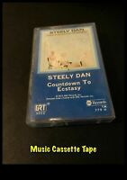 Steely Dan Countdown to Ecstasy - Music Cassette Tape - GRT Music ABC 5022-779