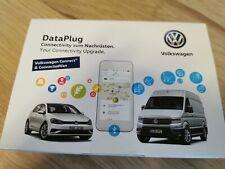 VW Data Plug Teilenummer: 5GV.051.629.H Connected Van Connect elekt Fahrtenbuch