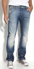 New Diesel Krooley Men's Carrot Leg Regular-Slim Fit Jeans Pants ~0880E *28-30