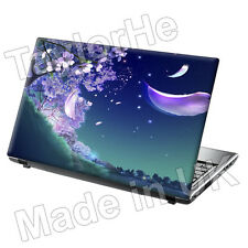 "17"" Laptop Skin Cover Notebook Sticker Falling Petal 22"