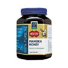 MGO 250+ 1kg Manuka Honey New Zealand Manuka Health