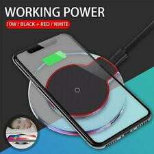 For Samsung Galaxy S20 Plus/S20 Ultra/S10+/S10 Qi Fast QI  Wireless Charger Dock