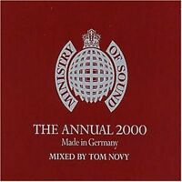 Tom Novy Ministry of Sound-The Annual 2000 (mix) [2 CD]