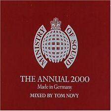 Tom Novy Ministry of Sound-The Annual 2000 (Mix) [CD DOPPIO]