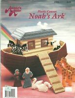 Noah's Ark Play Set Pattern in Plastic Canvas Annie's Attic 87N29