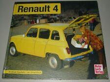 Bildband Renault 4 / R4 / R 4 Baujahr 1961 - 1992 Motorbuch Verlag Buch wie neu!