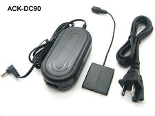 AC Adapter Power Charger for Canon PowerShot SX400 IS SX410 IS SX420 SX430 IS