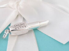TIFFANY & CO LANCOME LIPSTICK CHARM PENDANT BOX INCLUDED