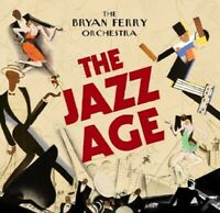 BRYAN ORCHESTRA FERRY - THE JAZZ AGE  VINYL LP NEW