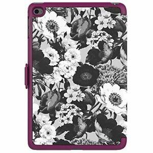 Speck StyleFolio Hardshell Folio Case for iPad Mini 4 - White/Black/Purple