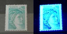 Variété sur n° 1967 neuf **. Phosphore à gauche. TB. Cote 2010 : 0,50 €.