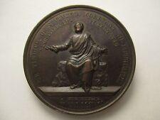 VATICANO MEDALLA ANUAL OFICIAL PAPA LEON XIII AÑO XIII 1890 - BRONZE
