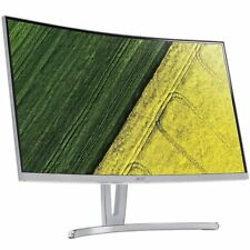 PC Curved Monitor Acer ED273 69cm 27 Zoll 4ms Full HD HDMI DVI VGA 16:9 A