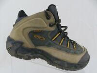 HI-TEC Scramble Mid Brown Sz 7.5 Men Waterproof Hiking Boots