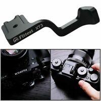 Aluminum Camera Thumb Up Grip Hot Shoe For Fujifilm Fuji XT3 X-T3 Digital Camera