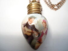 C1890S VINTAGE MINIATURE CHINA PERFUME BOTTLE PENDANT