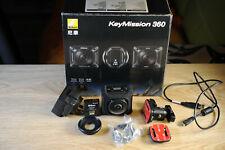 Nikon KeyMission 360 Action Camera 4k NEW!