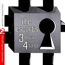 The Escorts - 3 Down 4 to Go [New CD] Manufactured On Demand