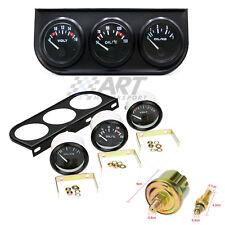 Kit de relojes voltímetro temperatura aceite presión aceite coche camión barco