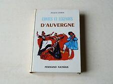 Contes et légendes d'Auvergne,  éditions  Nathan