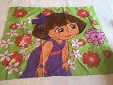 "Dora The Explorer Sham pillow case 24"" x 30"" new"