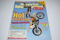 2007 Travis Pastrana Sports Illustrated For Kids w/Poster + All Cards Excellent