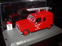 4L8F Voiture 1/43 M6 NOREV Renault R 4 L : 4L pompiers fire NICE