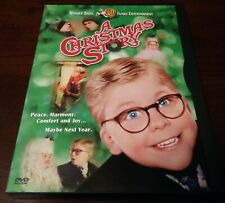 A Christmas Story (DVD, 1999) Ralphie Red Ryder Bob Clark Full Screen Snap Case