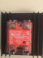 Continental Industries solid state relay SSAA-330-25-00G