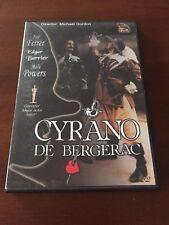 CYRANO DE BERGERAC 1950 - DVD MULTIZONA 1-6 - 90MIN - JOSE FERRER EDGAR BARRIER