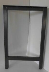 Werkbankfuß Werkbank  Gestell Tischgestell Tischbeine Tischfuß höhenverstellbar