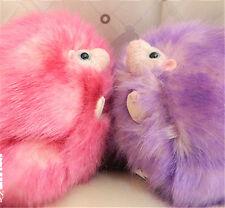 Harry Potter 5'' PYGMY PUFF Plush Toys Pink & Purple Set of 2