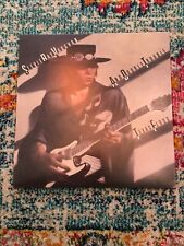stevie ray vaughan texas flood vinyl Lp Double Trouble Classic Blues Rock