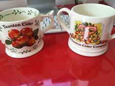 Taunton Cider Collectable Beer Mugs