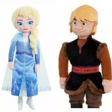 ❄Elsa and Kristoff❄ Disney Frozen 2 Plush