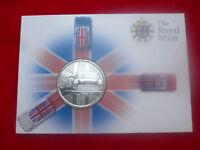 2009 Royal Mint Mini Car 50th Anniversary Commemorative Coin Medal Pack
