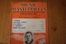 Musical Masterpieces 27: Percy Pitt 5 Complete Pieces: World's Operas/Plays