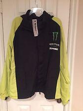 Monster Energy Kawasaki Jacket sz Medium