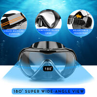 Swimming Goggles Anti-Fog Swim Glasses UV Protection Diving Snorkeling For Adult