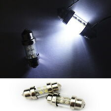 White 4 LED DE3175 DE3022 3021 for Nissan Interior Dome Light 31mm Festoon Bulb
