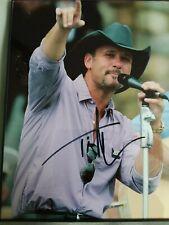 Autographed Photo Of Tim McGraw w/COA