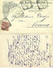 G575-PAVIA, SERAFINO BERETTA-PREMIATA MANIFATTURA PELLAMI-VITELLI CERATI, 1900