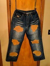 NBA Jeans Mens Blue Size 36 x 32.  NWOT