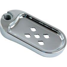 Porte-savon chromé de marque BOSSINI adaptable sur barre de douche