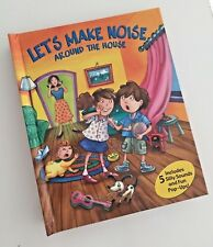 Let's Make Noise: Let's Make Noise Around the House by Debra Mostow Zakarin, Lis