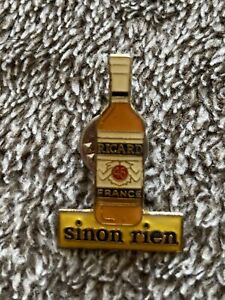 1 Pin's Pins Ricard France Sinon Rien Vintage