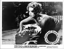 Lot of 3a, Jane Fonda Barbara Stanwyck L Harvey stills WALK ON THE WILD SIDE (62