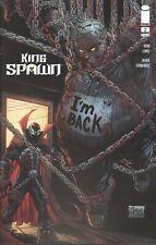 King Spawn #2 Cover B Mcfarlane Vf/Nm Image Hohc 2021