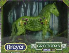 Breyer Greenman - BreyerFest 2020 Special Run - Celtic Decorator 711379 IN HAND
